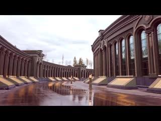 Завершилось строительство Главного храма военных в Кубинке