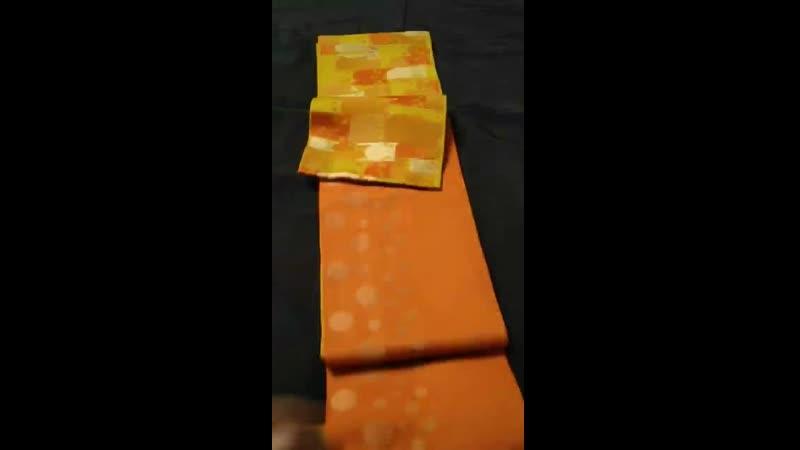 ханхаба оби толпа 🐈 оранжевый