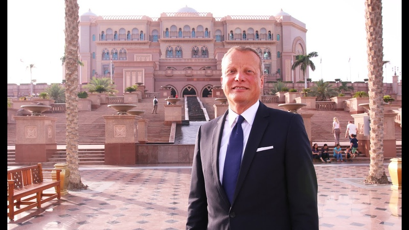 The Emirates Palace GM Shares His Career Story