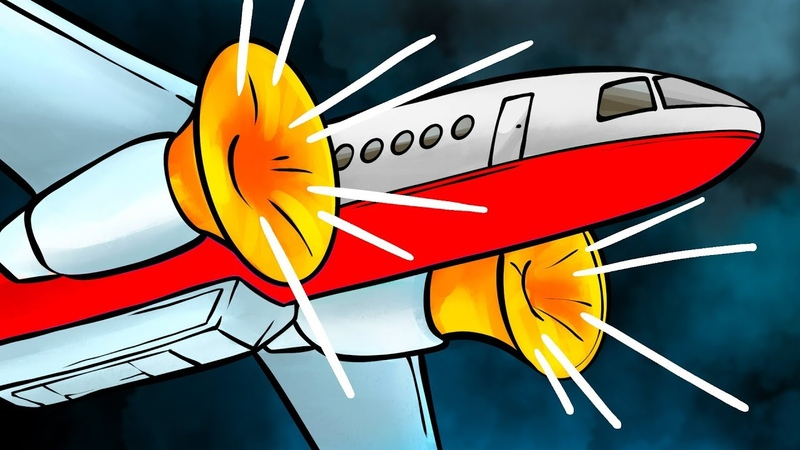 Warum Flugzeuge eine Hupe haben und 52 andere kaum bekannte Fakten