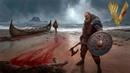 Высадка викингов на земли англосаксонцев |Ancestors Legacy| трейлер боя 1440p