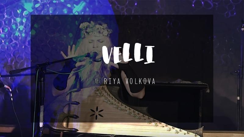 Riya Volkova Velli