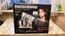 Распаковка REDMOND RKM-4030 КУХОННАЯ МАШИНА 4В1 часть1