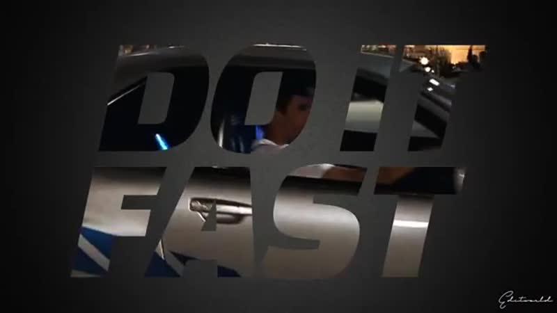 𝙋𝘼𝙐𝙇 𝙒𝘼𝙇𝙆𝙀𝙍 Fast Furious