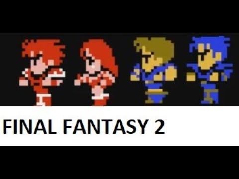 Final Fantasy 2 Let's Play: Ep 13