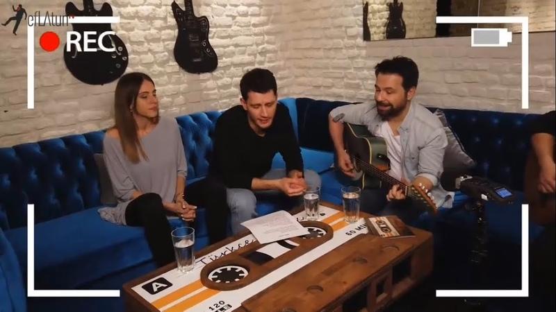 Uraz Kaygılaroğlu Melis Kaygılaroğlu Bora Öztoprak Medcezir Cover
