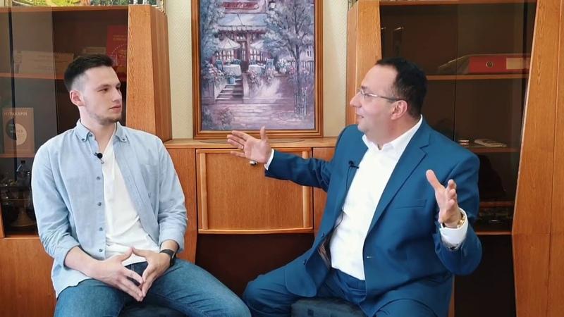 Саркис Асатрян и депутат Артём Денисов представляют новую рубрику 'Время Возможностей'