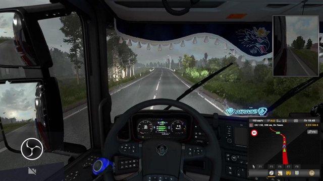 Euro Truck Simulator 2 - Решил по работать! - sedoy_78 on Twitch
