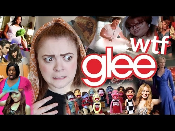 GLEE'S MOST WTF MOMENTS there's a lot of them