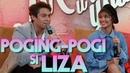 LIZA Soberano POGING-POGI sa new hairstyle ni ENRIQUE Gil na kahawig daw ni Kim TAE-HYUNG | LizQuen