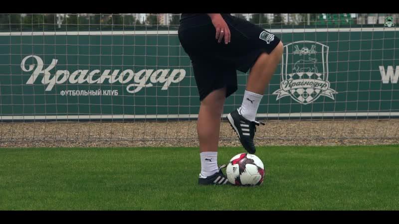 Блок II Упражнение №2 Пятка носок без подскока