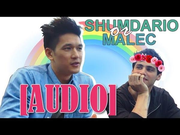 Malec or ShumDario Be mine re upload