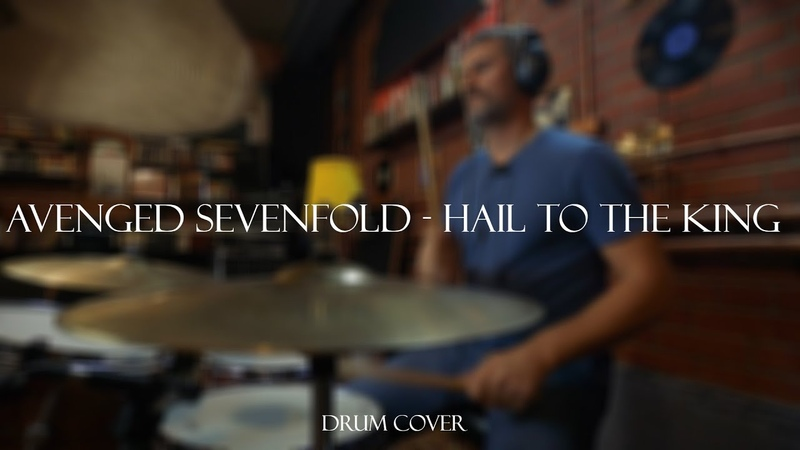 Avanged Sevenfold - Hale to the King (Drum cover)
