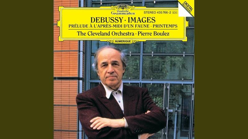 Debussy Prélude à l'après midi d'un faune L 86