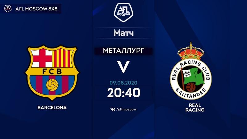 AFL20 Spain Primera Day 5 Barcelona Real Racing