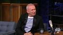 Жан-Поль Готье/Jean-Paul Gaultier о завершении карьеры и планах на будущее. Вечерний Ургант.