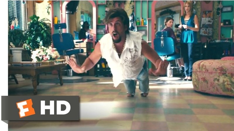 You Don't Mess With the Zohan 2008 Pushups Scene 7 10 Movieclips