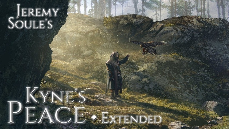[Re-Post] - Jeremy Soule — Kyne's Peace [Extended] (3 Hrs. 30 Min. Subtle Stream Lead Out)