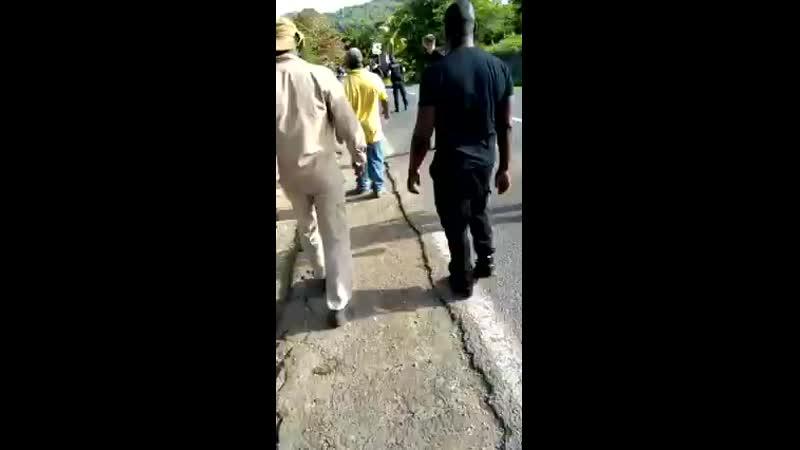 Le PIGE - Situation explosive à la SABLIERE de Guadeloupe....mp4