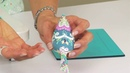 Bird and Egg Softie DIY Sewing with Sizzix's Kid Giddy