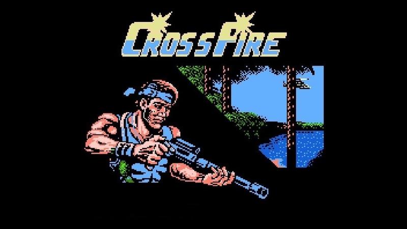 Cross Fire NES HACK