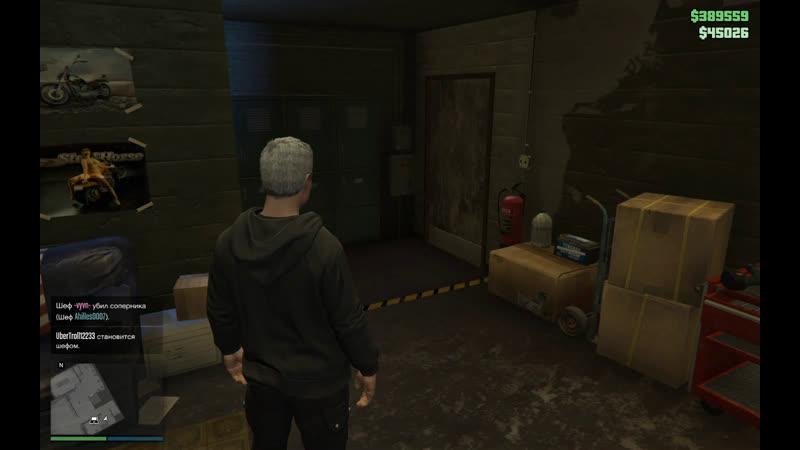 Пытаюсь пройти миссии в Grand Theft Auto V Online