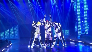 Jabbawockeez - 4K - Halloween Horror Nights 2018 - Full Show