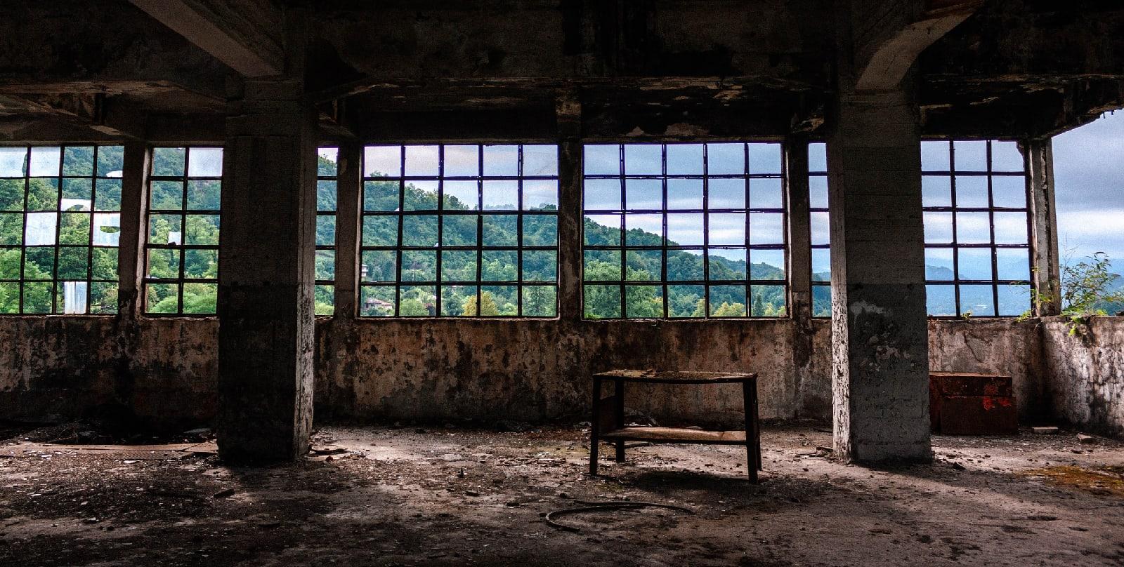 Заброшенная Акармара и окрестности - Фото