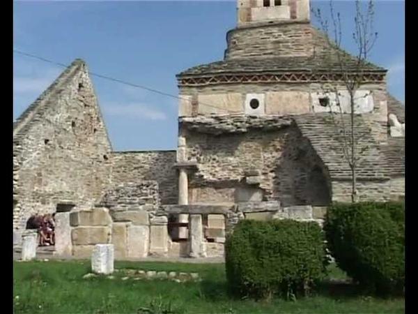 Romania Biserica din Densus