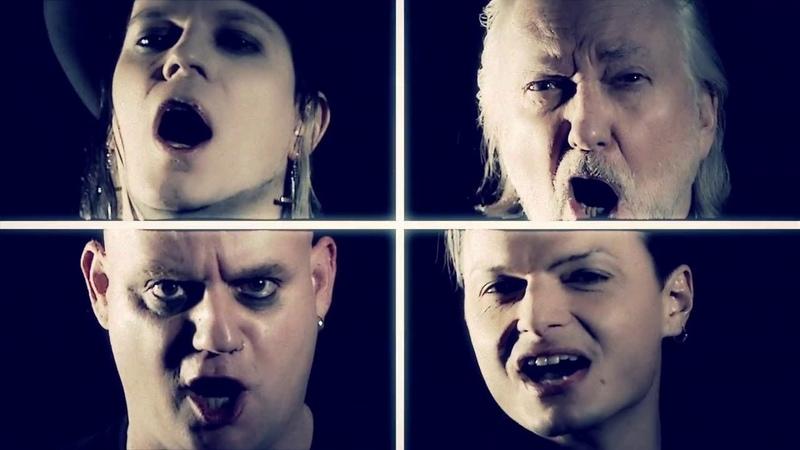 MONO INC Children Of The Dark feat Joachim Witt Tilo Wolff und Chris Harms