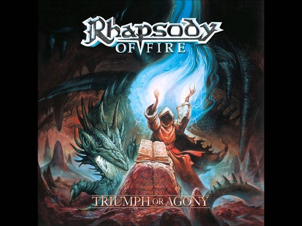 Rhapsody of fire The Mystic Prophecy of the Demon Knight Full track