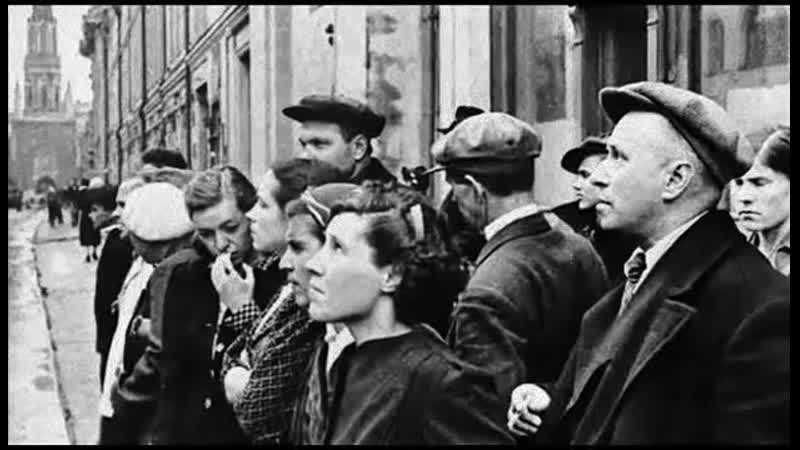 Внимание говорит Москва Начало войны 22 июня 1941 года