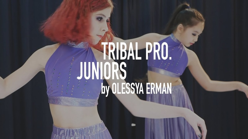 Tribal Fusion Juniors by Olessya Erman