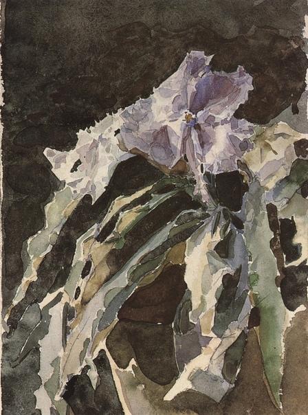 «Орхидея», Михаил Врубель