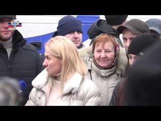 Украина вернула ДНР пленных, но не всех ()