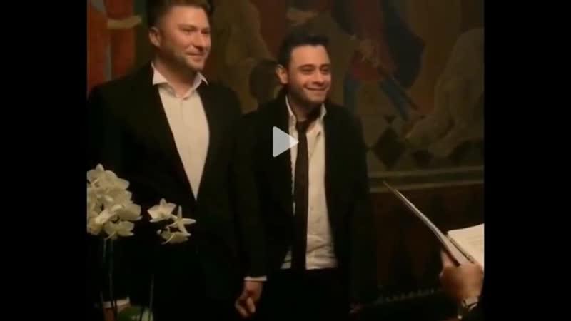 Директор радио «Европа Плюс» вступил в однополый брак с азербайджанским художник