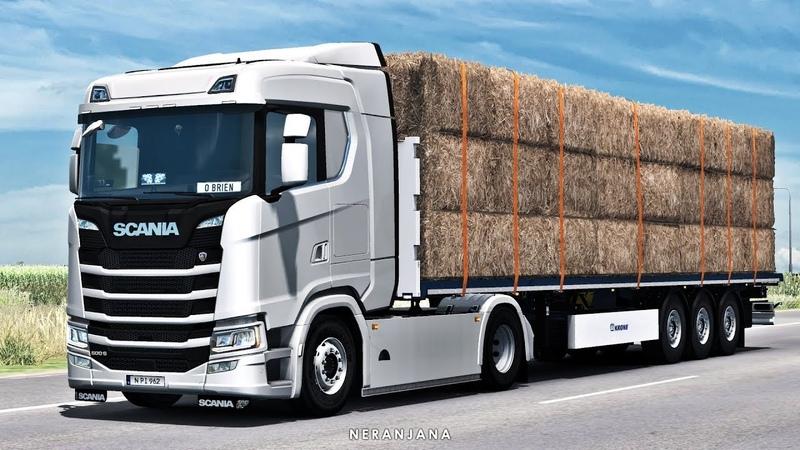Next Gen Scania L6 Sound Mod v1 5 Euro Truck Simulator 2 Mod 1 37
