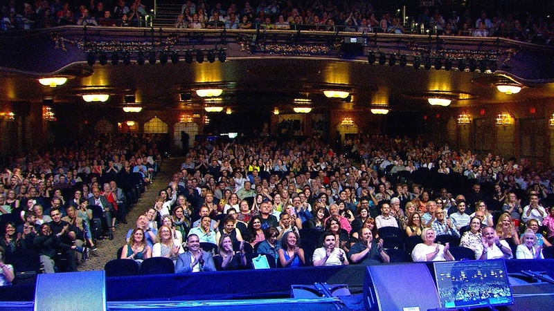 """PURE YANNI"""" In Residence On Broadway Lunt Fontanne Theatre 6 1 19 LIVE"""