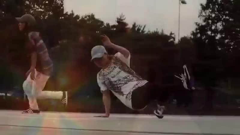 B Boy Freestyle Recuter Get Down