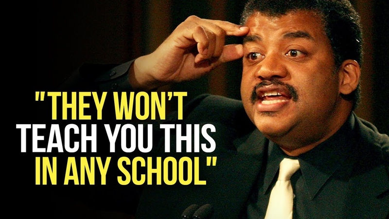Neil deGrasse Tyson's Life Advice Will Leave You SPEECHLESS One of the Most Eye Opening Interviews