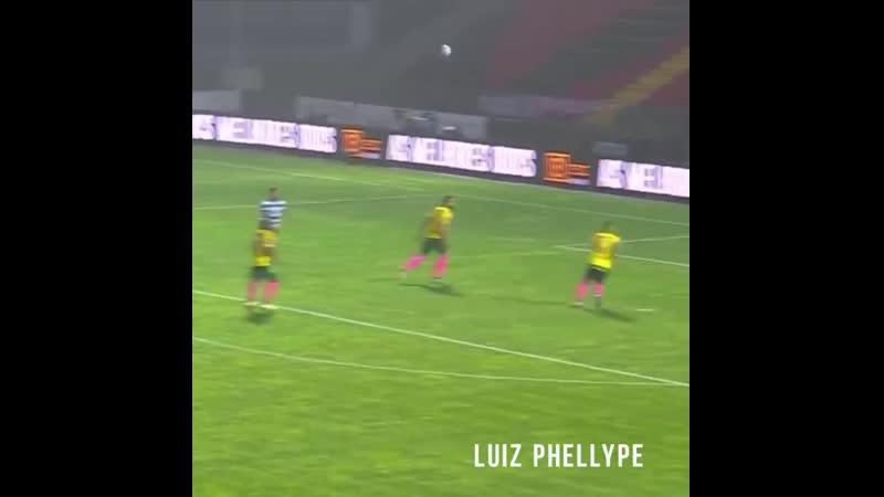 На какой минуте в первом круге Луиз Филлипе забил этот гол Пасуш Де Феррейра