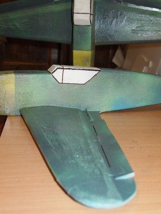 Ïîñòðîéêà Bf-109