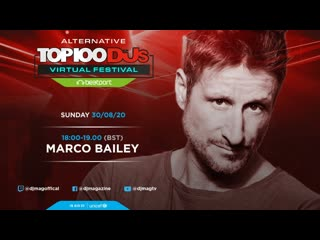 Marco Bailey - Live  The Alternative Top 100 DJs Virtual Festival
