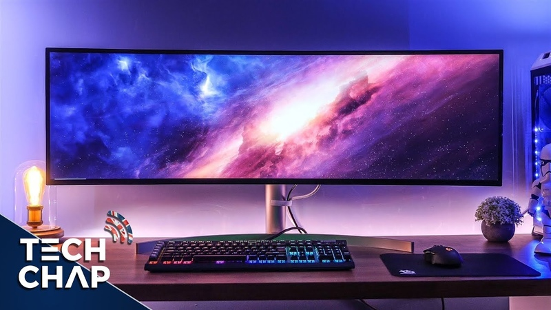 1 Month with LG's 5K 49 inch Ultrawide Monitor The Tech Chap