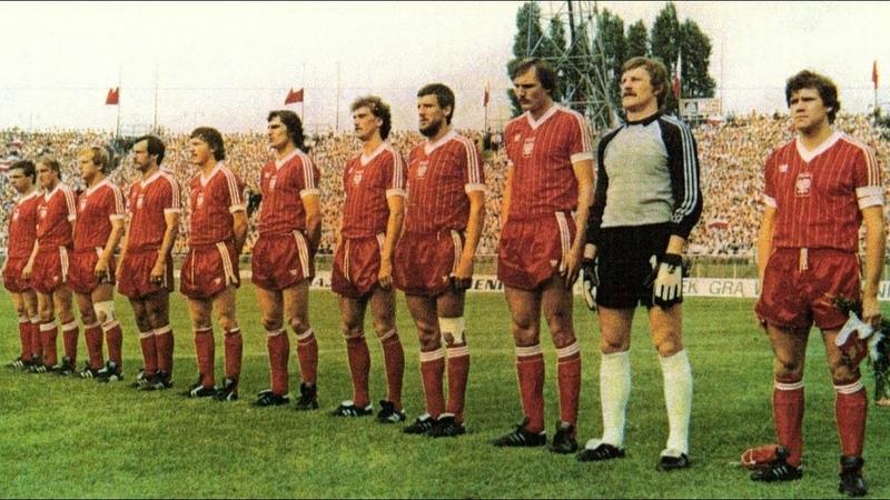 1983 389 Polska v ZSRR 1 1 Poland v USSR Full match