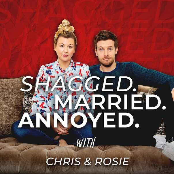 Sh  ged. Married. Annoyed  - Chris Ramsey