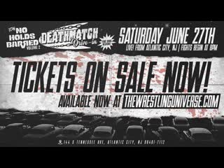 ICW New York No Holds Barred Vol. 2: Deathmatch Drive-In