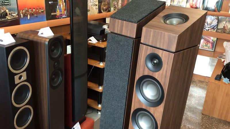 Акустика Jamo S809 и акустика Dolby Atmos Jamo S 8ATM