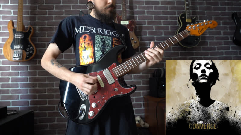 Converge The Broken Vow Guitar Playthrough Guitar Pro Tab