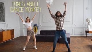 IVning Скрипичный дуэт Dance Monkey